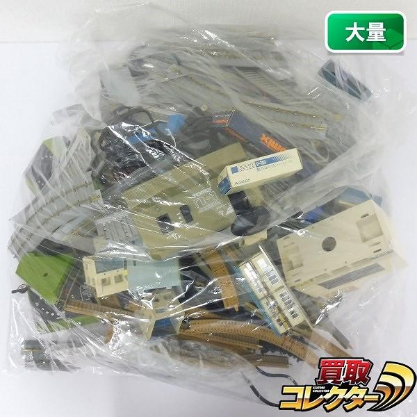 N HOゲージ パワーパック ストラクチャー レール 他 / KATO