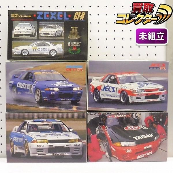 ロッソ 1/43 カルソニック GT-R タイサンSTP ZEXEL 他