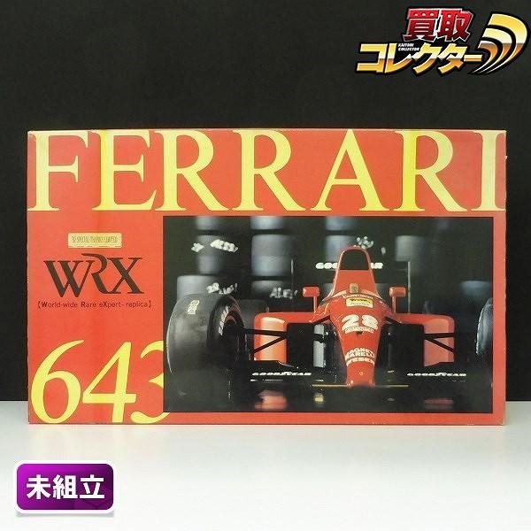 ロッソ 1/8 フェラーリ643 '92 SPECIAL THANKS LIMITED