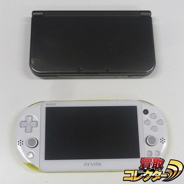 PSVITA PCH-2000 new ニンテンドー3DSLL 本体