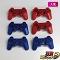 SONY プレイステーション3 PS3 DUALSHOCK3 レッド ブルー 6台