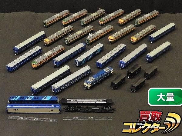 TOMIX Nゲージ 国鉄115系 24系客車 EF65 他 / 車両のみ