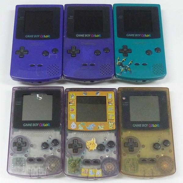 GBポケット GBカラー GBA 計12台 / ゲームボーイ 任天堂_3