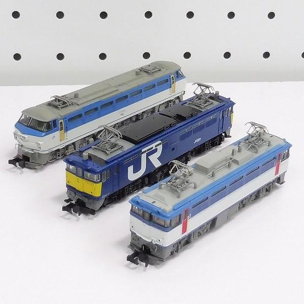 TOMIX 9197 JR EF65-1000 9198 JR ED79-50 2174 EF66 他_3