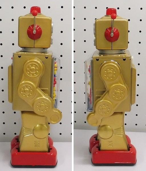 メタルハウス ギアロボット ゴールド 電動 / GEAR ROBOT 日本製_2