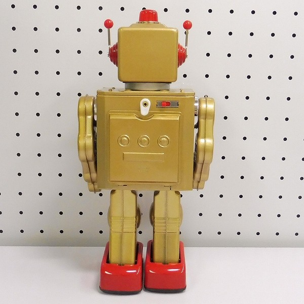 メタルハウス ギアロボット ゴールド 電動 / GEAR ROBOT 日本製_3