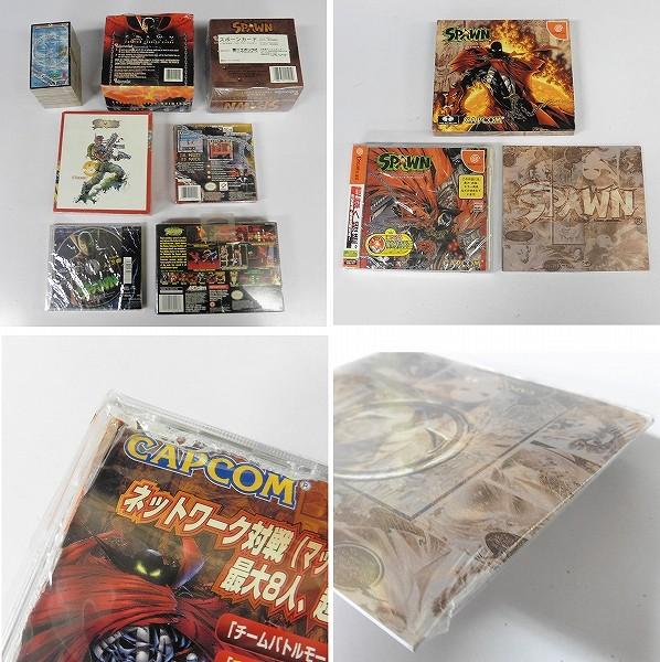 スポーン ゲームソフト DVD CD トレカ等 大量 / DC PS GBC SNES_2