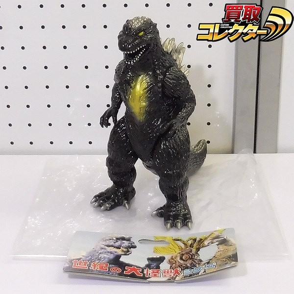 マーミット ソフビ 怪獣天国 ギャラリー版 ゴジラ ブラック / 黒