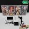 PSP-3000 パールホワイト + ソフト ギレンの野望シリーズ 4本