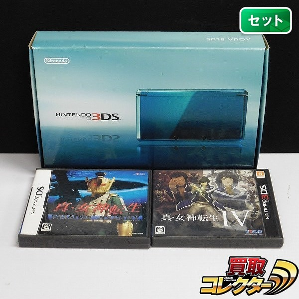 3DS & 真・女神転生4 真・女神転生 ストレンジジャーニー