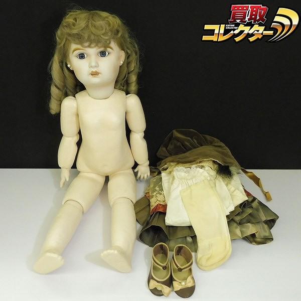 JUMEAU ジュモー CD-100 レプリカ ビスクドール アンティーク