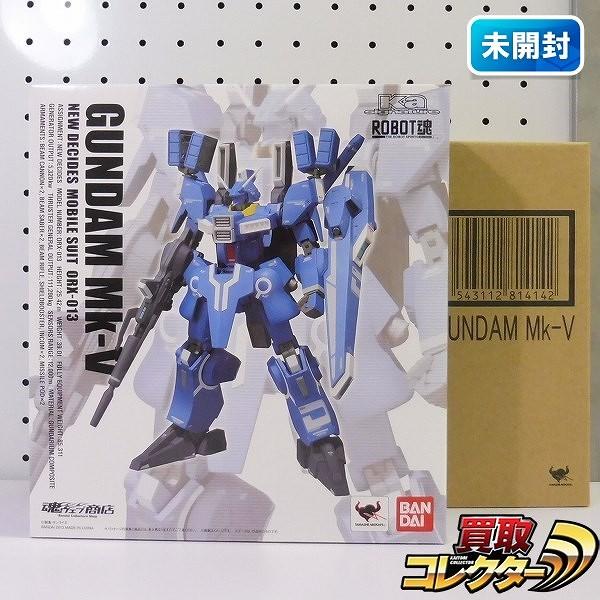 ROBOT魂 Ka signature ORX-013 ガンダム Mk-Ⅴ