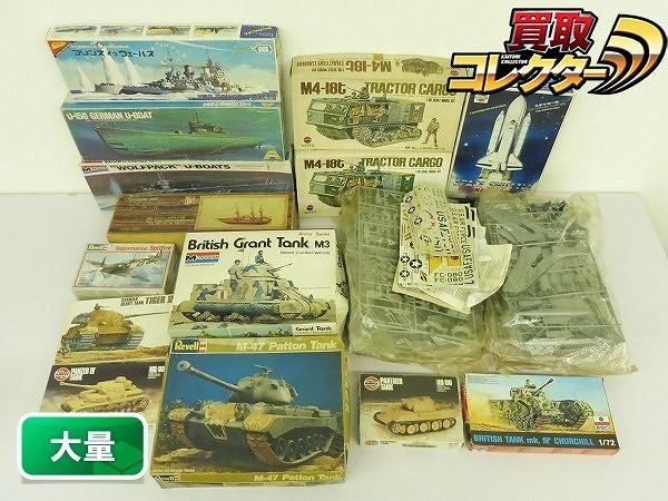 戦車 艦船 等 レベル 1/32 M-47 ニットー 1/35 M4-18t 他