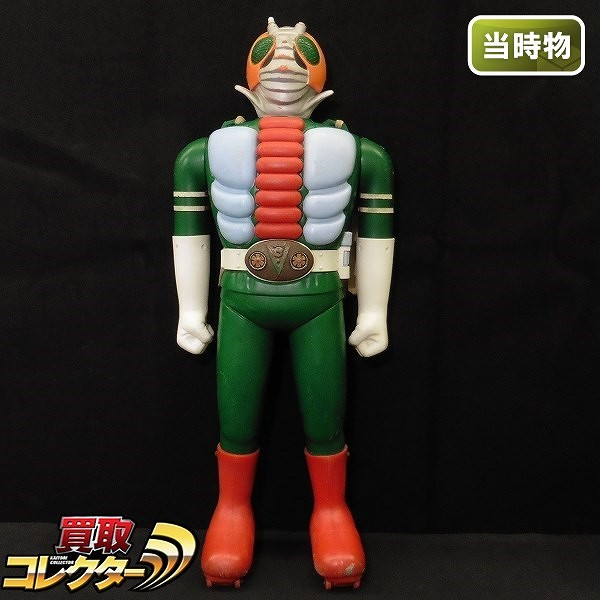 ポピー ジャンボマシンダー 仮面ライダーV3 全高:約60cm 当時物