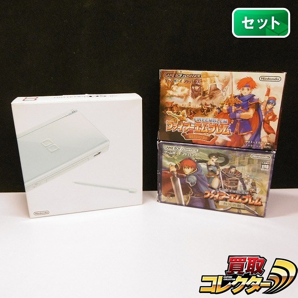 DSライト + ファイアーエムブレム 封印の剣 烈火の剣