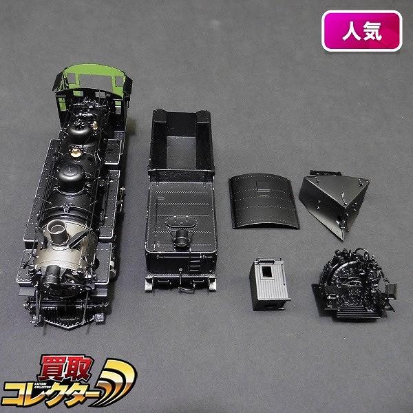 中村精密 HO n3 K-36 蒸気機関車 塗装済み / パーツ 部品 車両