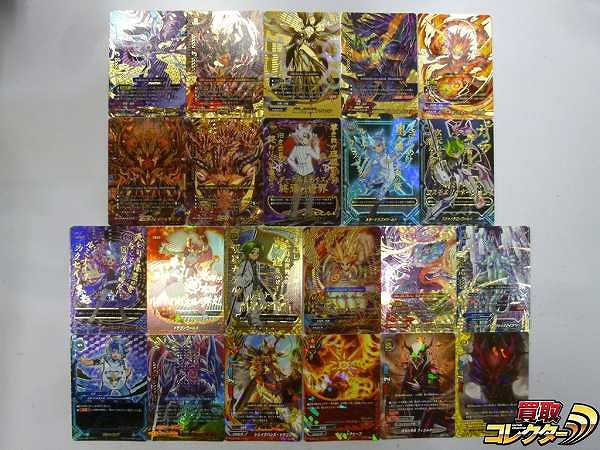 バディファイト バディレア シークレット 22枚 ドラゴンフォース