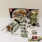 LEGO STAR WARS 4480 ジャバの宮殿 4482 AT-TE 組済