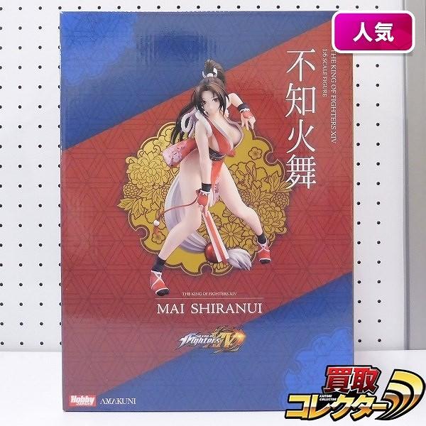 HJ AMAKUNI 1/6 THE KING OF Fighters XIV 不知火舞 / KOF