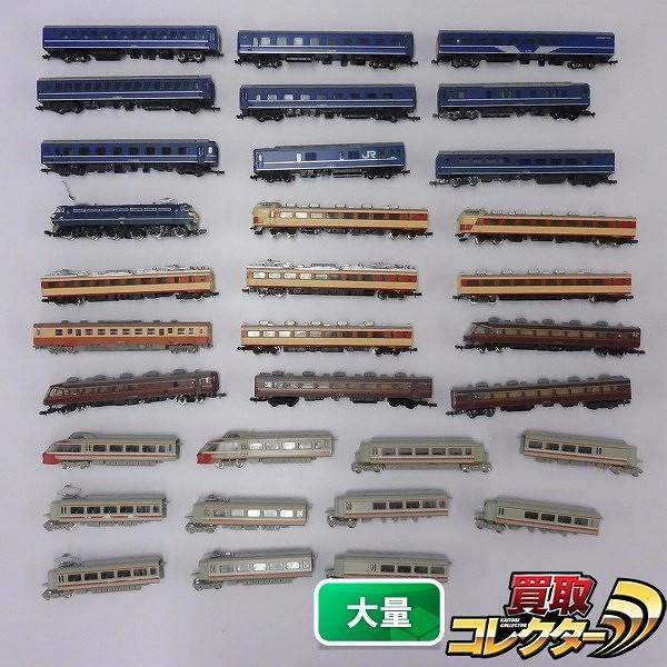 TOMIX Nゲージ 小田急7000形ロマンスカー 大糸線 キハ52 他