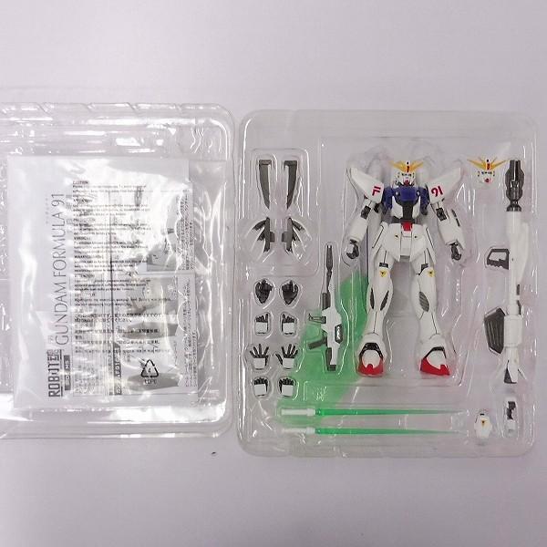 ROBOT魂 SIDE MS ガンダムF91 ガンダムF91 残像ver. デナン・ゾン_2