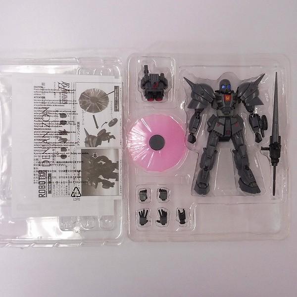 ROBOT魂 SIDE MS ガンダムF91 ガンダムF91 残像ver. デナン・ゾン_3