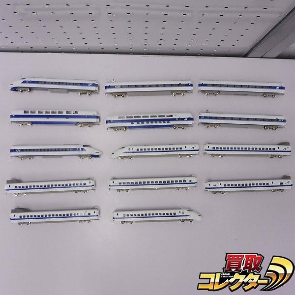 TOMIX Nゲージ JR100系 300系 東海道・山陽新幹線 のぞみ_1