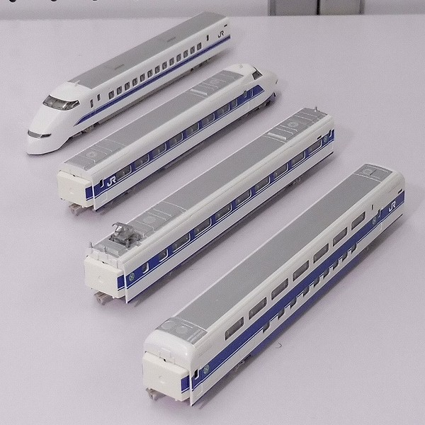 TOMIX Nゲージ JR100系 300系 東海道・山陽新幹線 のぞみ_3