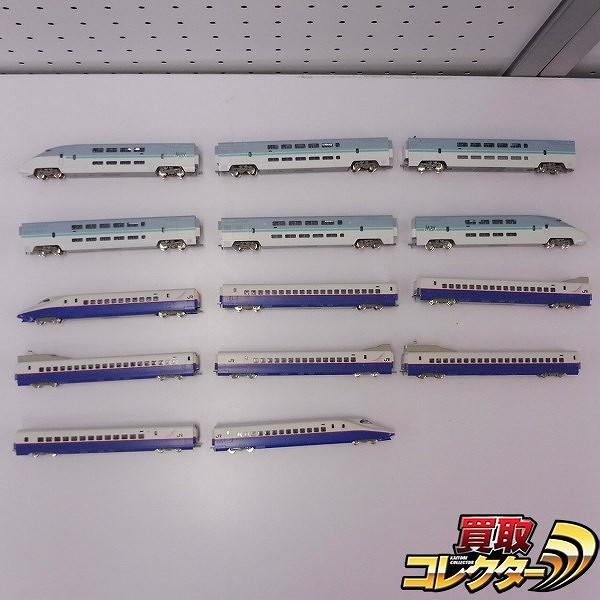 TOMIX Nゲージ JR E2'新幹線 E1系 Max 東北 上越新幹線_1
