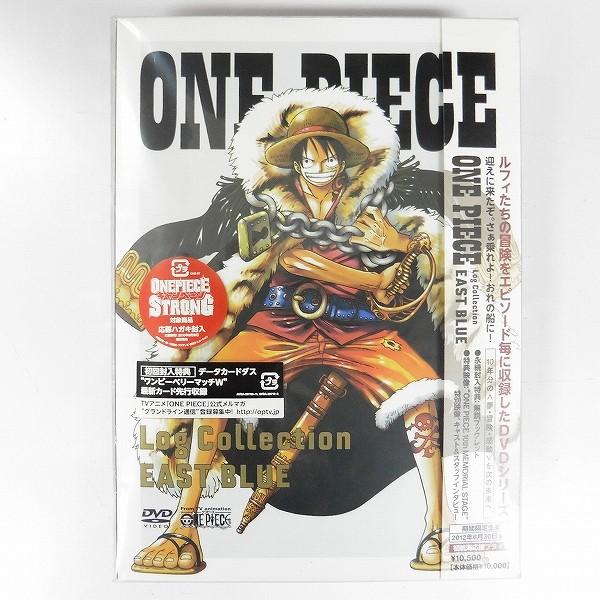 DVD ワンピース ログ コレクション ローグタウン イーストブルー ナミ サンジ_3