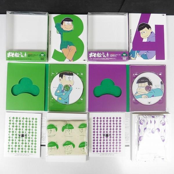 DVD おそ松さん 第1~8松 ポストカード 7枚 就活カード 1枚_3