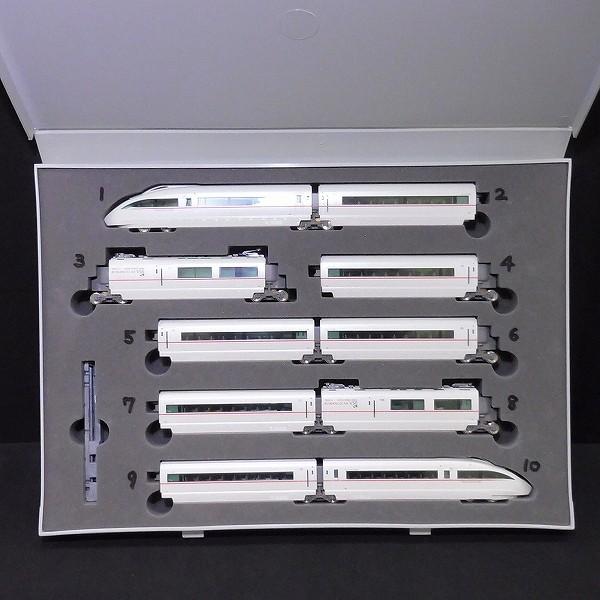 TOMIX Nゲージ 92754 小田急ロマンスカー 5000形 VSEセット_2