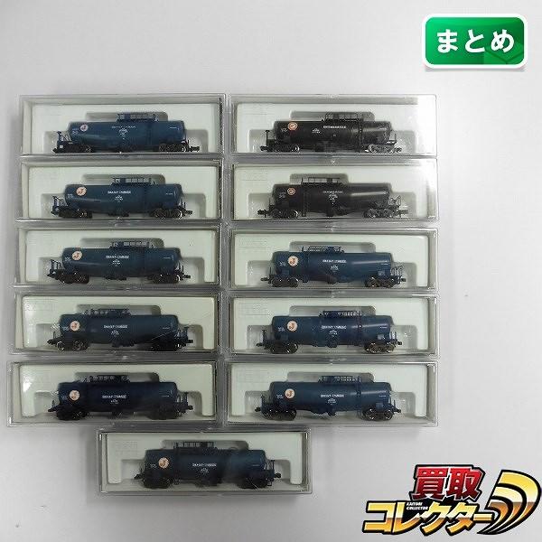 KATO タキ43000 8013 ブルー 8013-1 黒 8013-7 日本石油輸送 他_1