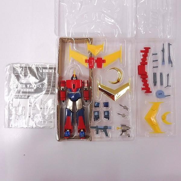 バンダイ 超合金魂 GX-23A ザンボエース 無敵超人ザンボット3_2