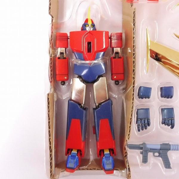 バンダイ 超合金魂 GX-23A ザンボエース 無敵超人ザンボット3_3