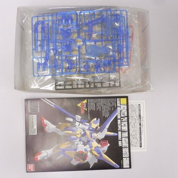 HG ガンプラEXPO限定 V2アサルトバスターガンダム クリアカラー&メッキver. 他_3