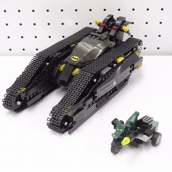 LEGO 7787 バットタンク・リドラーとベインの隠れ家_3