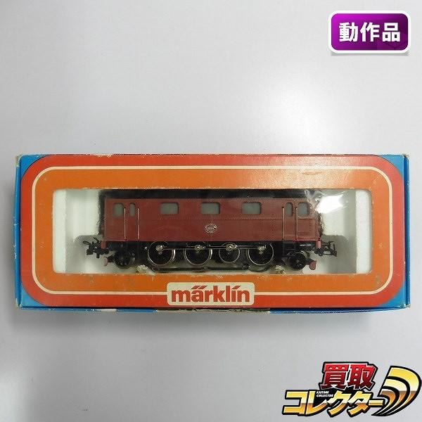 Marklin HO 3030 SJ AB スウェーデン国鉄 884 Da型 電気機関車