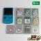 ゲームボーイカラー ブルー & ソフト 10本 ウィザードリィ エンパイア ポケモンカードGB2 他