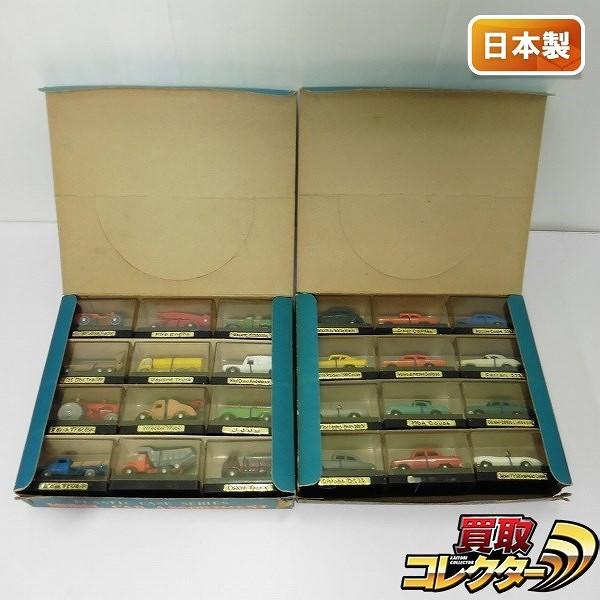 MODEL CAR ASSORTMENT NO.8073 8093 12台セット 2種 日本製
