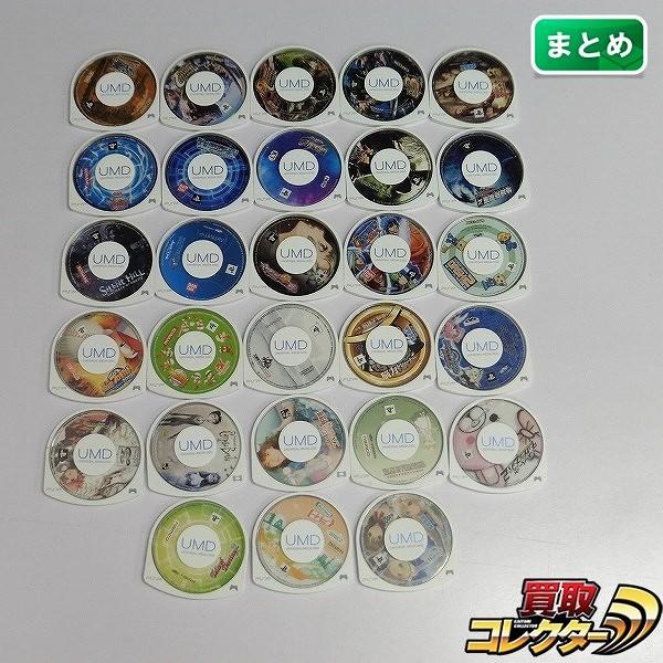 PSP ソフト 28点 モンハン 2G 3rd パワプロ 2013 シャイニングハーツ 他