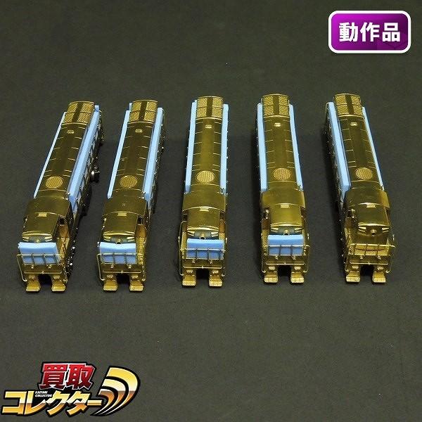 中村精密 Nゲージ トレインマスター H24-66 ディーゼル機関車 ×5