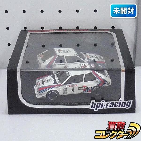 hpi・racing 1/43 ランチア デルタS4 H.トイボネン メモリアルセット