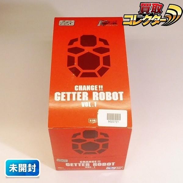 スーパーミニプラ 真 チェンジ!! ゲッターロボ Vol.1 1BOX