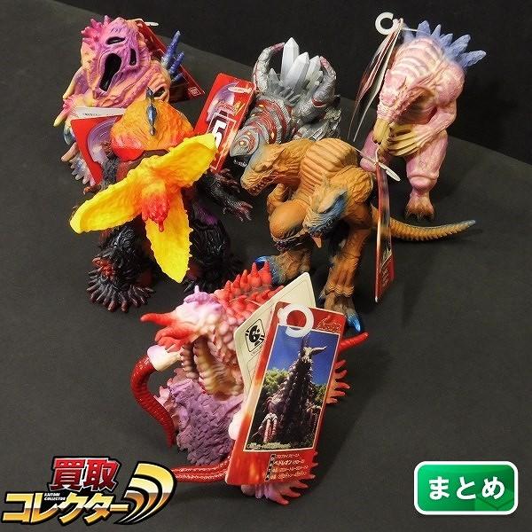 ウルトラ怪獣シリーズ N 全6種 タグ付 / ウルトラマンネクサス