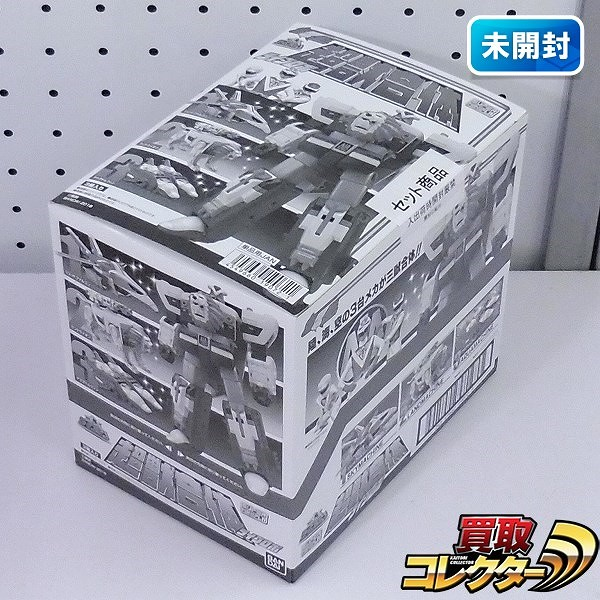 スーパーミニプラ ライブロボ 1BOX 3箱入り / 超獣戦隊ライブマン