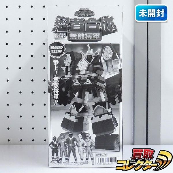 スーパーミニプラ 無敵将軍 1BOX 5箱入り / カクレンジャー