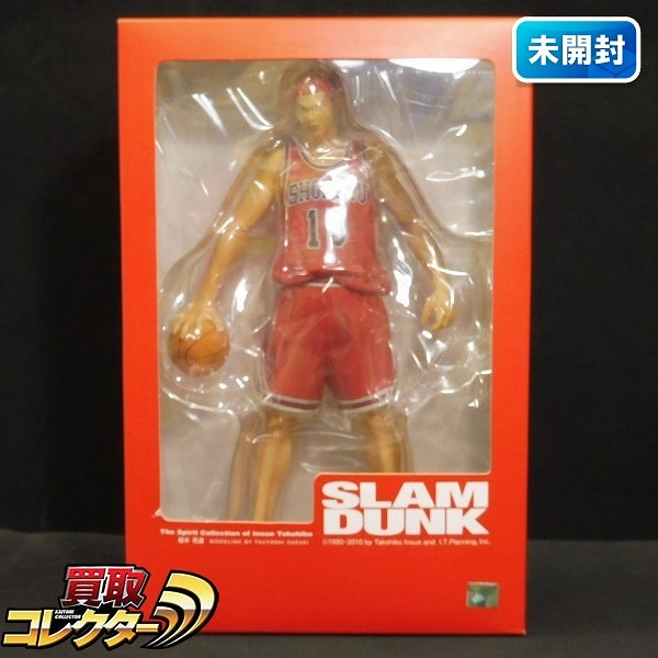 The Spirit Collection of Inoue Takehiko 桜木花道 SLAM DUNK