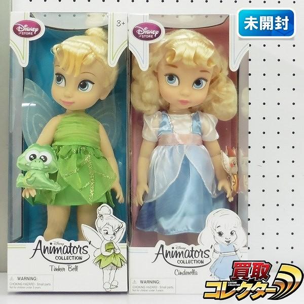 ディズニー アニメーターズコレクション シンデレラ ティンカーベル