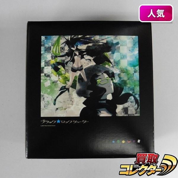 ブラックロックシューター DVD-BOX 完全生産限定版